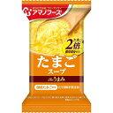 アマノフーズ Theうまみ たまごスープ 1食 11g