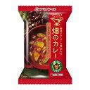 アマノフーズ 畑のカレー ひきわり豆のトマトカレー(1食)