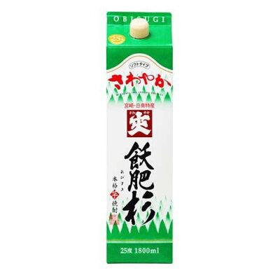 飫肥杉 芋 25度 乙 パック 1.8L