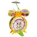 アガツマ アンパンマン うちの子天才 おおきなドラムセット APウチノコテンサイオオキナドラムセツト