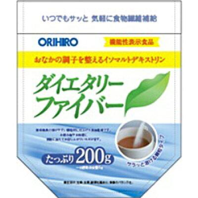 オリヒロ ダイエタリーファイバー 顆粒(200g)