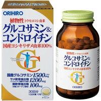 グルコサミン&コンドロイチン(約360粒入)