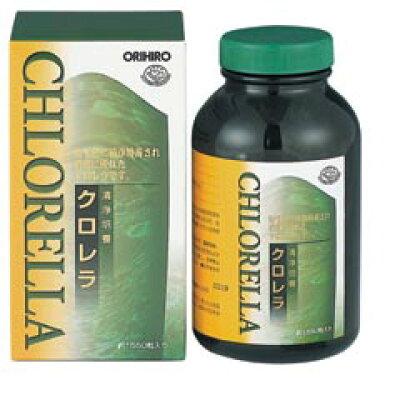 オリヒロ 清浄培養クロレラ 310g(約 1,550粒)