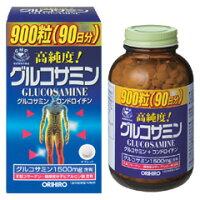 オリヒロ 高純度グルコサミン粒 徳用 225g(900粒)