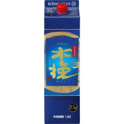 本格芋焼酎 木挽BLUE   25度(1800ml)