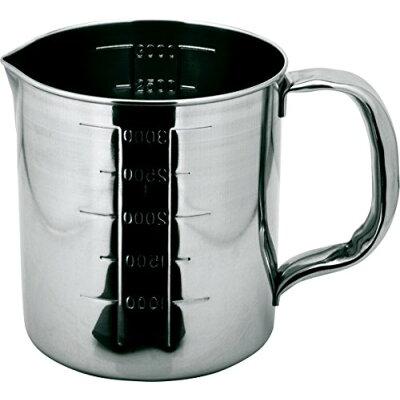 一菱金属 ミツワ 18-8 口付 計量水マス 3L 396000