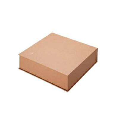 キング 紙文箱 茶 177204