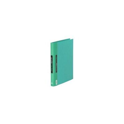 クリアーファイル カラーベース差し替え式 緑 139(1冊入)
