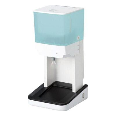 自動手指消毒器 アルサット ホワイト AL20(1セット)