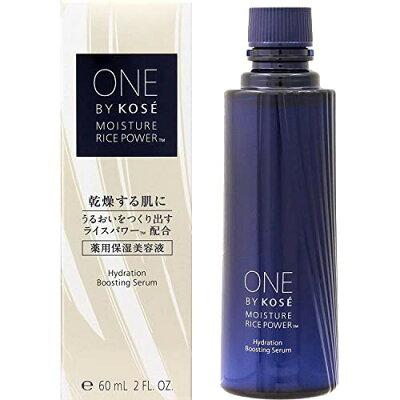 ONE BY KOSE 薬用保湿美容液 (付けかえ用)(60mL)