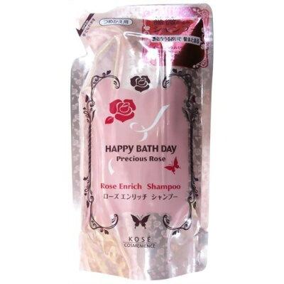 HAPPY BATH DAY Preious Rose(ハッピーバスディ プレシャスローズ) ローズエンリッチ SP つめかえ用 240ml