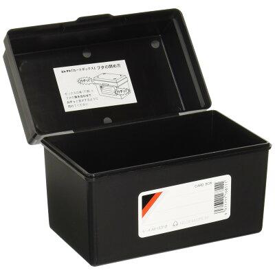 コレクト カードボックス 黒 CB-6432PE-BK