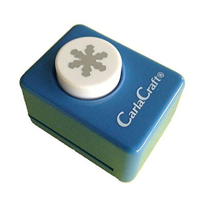 カール事務器 CP-1 ユキ クラフトパンチ小 SnowFlake CP1ユキ