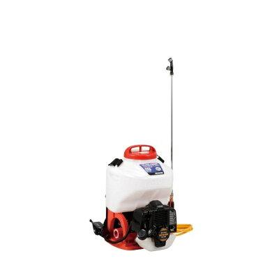 工進 エンジン式背負い動噴 ピストン式ポンプ搭載 消毒から除草までOK ES10P
