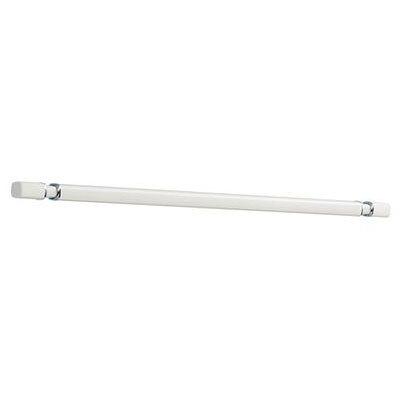 川口技研 ホスクリーン QL型 伸縮物干し竿 ホワイト QL-23-W 1450~2340mm