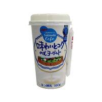 日本ルナ ときめきカフェ 味わいとコクのむヨーグルト 180g