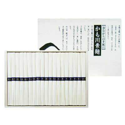 かも川手延素麺 手延素麺 セット KS-30 50gX19