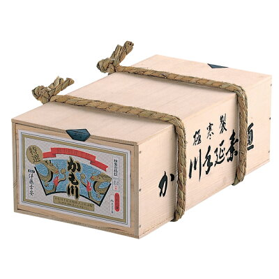 かも川手延素麺 極寒製手延素麺 NS-150 50X140