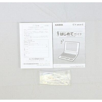 CASIO EX-word 生活/教養エントリーモデル 電子辞書 XD-SC5100GD