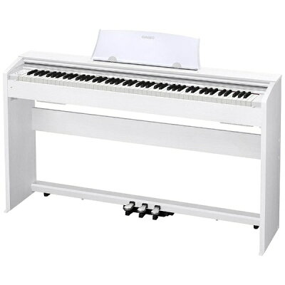 CASIO Privia 電子ピアノ PX-770WE