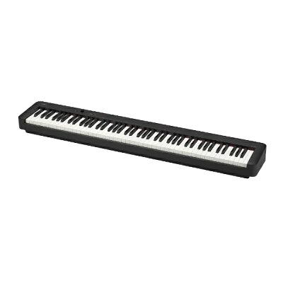 CASIO デジタルピアノ 88鍵盤 CDP-S100BK