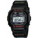 カシオ 腕時計 ソーラー電波時計 G-SHOCK ブラック GWX-5600-1JF
