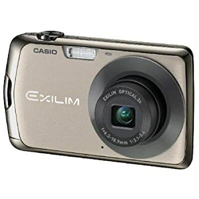 CASIO デジタルカメラ EXILIM ZOOM EX-Z330GD