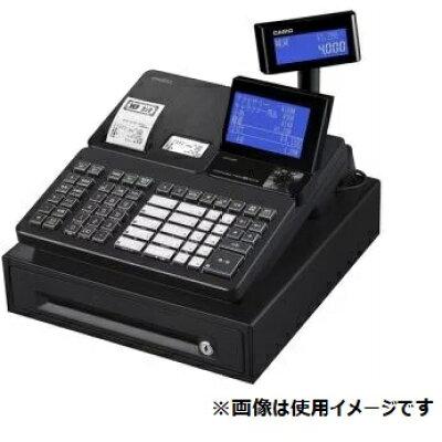 カシオ CASIO レジスター SR-S4000-20SBK ブラック 対応
