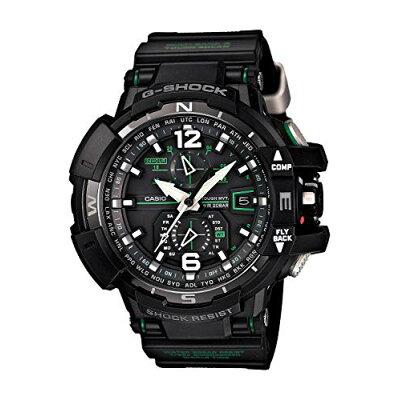 カシオ 腕時計 G-SHOCK スカイコックピット ブラック GW-A1100-1A3JF(1コ入)