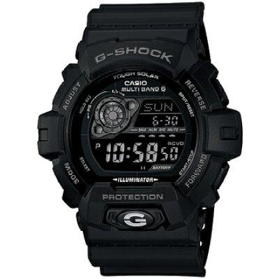カシオ 腕時計 G-SHOCK ブラック GW-8900A-1JF(1コ入)