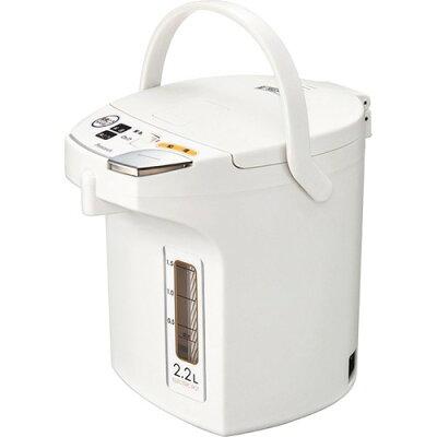 電動給湯ポット 2.2L WMJ-22 W ホワイト(1台)