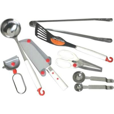 台所育児 食育調理スターター7点キット DIG-107(1コ入)