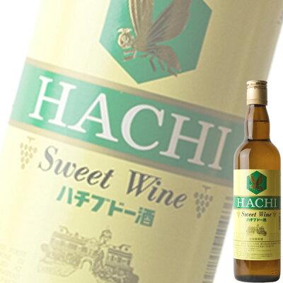 合同酒精 ハチブドー酒白14%
