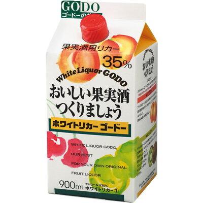 合同酒精 35% ホワイトリカーゴードーパック