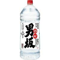 合同酒精 男坂 25% 4L