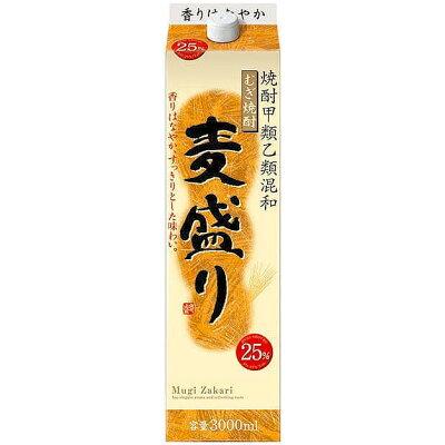 合同酒精 麦盛り25% 紙パック 3000ml