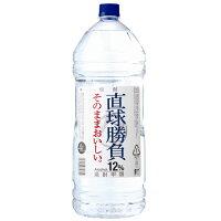 合同酒精 直球勝負 12% 4000ml