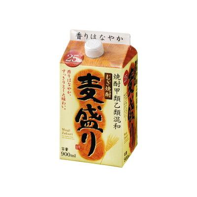合同酒精 麦盛り25% 紙パック 900ml