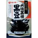 味の菊一 黒の輝き丹波種黒豆 100g