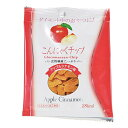 サンフーズ こんにゃくチップス アップルシナモン 17g