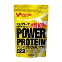Kentai(ケンタイ) パワープロテイン プロフェッショナルタイプ 1.2kg