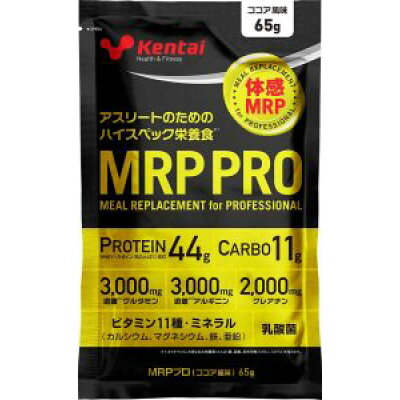 Kentai(ケンタイ) MRP PRO ココア風味(65g*10袋)