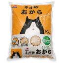 猫砂 ネオ砂 オカラ(10L)