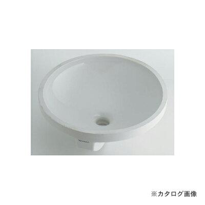 アンダーカウンター式洗面器 #DU-0468400000