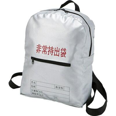 岸田産業 非常用持出リュック(難燃加工仕様) 7-250(1コ入)