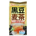 梶商店 国内産 黒豆麦茶 ティーバッグ 8gX27