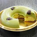 アイスドーナツ 抹茶 国産 抹茶 個 アイス ムース 焼きドーナツ