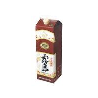 霧島酒造 チューパック白霧島 25% 1.8L イモ