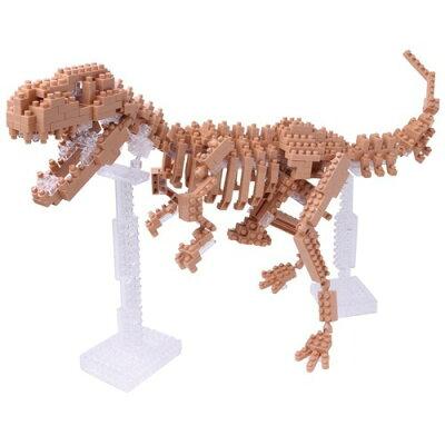 ナノブロック ティラノサウルス骨格モデル NBM-012(1コ入)