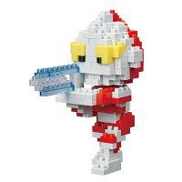 nanoblock ナノブロック キャラナノ CN-03ウルトラマン カワダ
